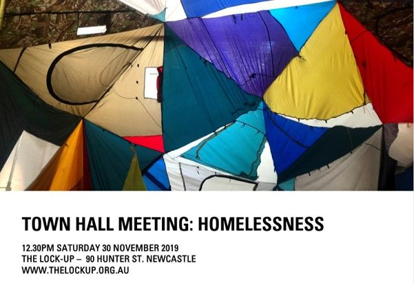 Homeless Meeting